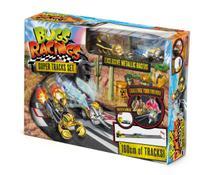 Novo Brinquedo Bugs Racing Superkit com Pista Dtc 5062 -