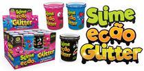 Novo Brinquedo Slime Ecao Glitter 110g Aleatório Dtc 5055 -