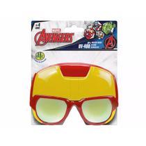 Novo Brinquedo Super Oculos Marvel Homem de Ferro Dtc 4401 -