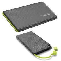 Novo Carregador Portátil Power Bank Original Pineng 10000mah Dual Usb