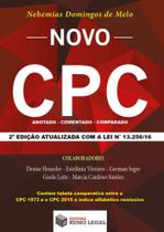 Novo cpc - anotado - comentado - comparado - Rumo legal