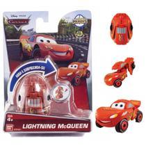 Novo Hatch N Heroes Disney Pixar Carros Mcqueen Dtc 3716 - Disney, Mickey, New Toys