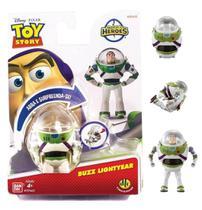 Novo Hatch n Heroes Disney Pixar Toy Story Buzz Dtc 3716 -