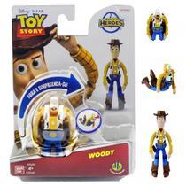 Novo Hatch n Heroes Disney Pixar Toy Story Woody Dtc 3716 -