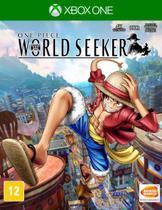 Novo Jogo One Piece World Seeker Xbox One Mídia Física - Bandai namco