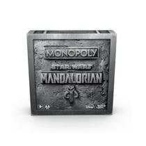 Novo Jogo Star Wars Monopoly Mandalorian Disney Hasbro F1276 -