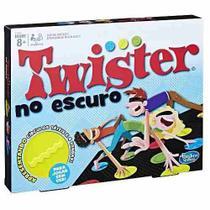 Novo Jogo Twister No Escuro- Hasbro -