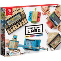 Novo Lacrado Nintendo Labo Multi - Kit Variety Kit Original -