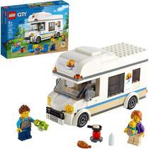 Novo LEGO City Trailer de Ferias 60283 Edição Ilimitada Novo -