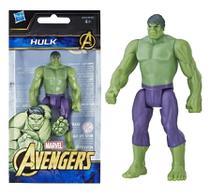 Novo Mini Figura de Açao Marvel Vingadores Hulk Hasbro E4353 -