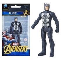 Novo Mini Figura de Açao Marvel Vingadores Thor Hasbro E4353 -