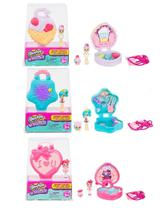 Novo Shopkins Lil Secrets Pingente Envio Aleatorio Dtc 5088 -