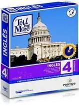 Novo Tell Me More - O Método Completo - Inglês Business (CD-ROM Pc) - Positivo Informatica