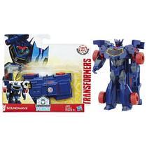 Novo Transformers Combiner Force Soundwave Hasbro B0068 -
