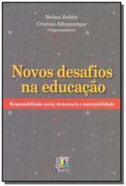 Novos desafios na educacao - Liber livro
