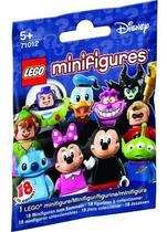Novos Sortidos Bonecos Lego Minifigures Disney Pacote 71012 -