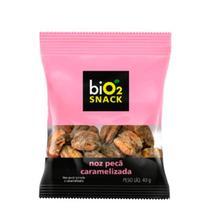 Noz Pecã Caramelizada Bio2 40g -