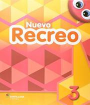 Nuevo recreo 3 - livro del alumno - 3 ed - Santillana (Moderna)
