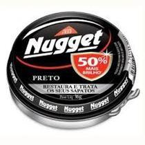 Nugget Cera Em Pasta Preta 36g (kit C/06) -