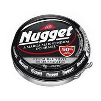 Nugget Cera Em Pasta Preta 36g (kit C/12) -