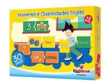 Numerais e quantidades em inglês - Ciabrink -