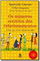 Números Secretos dos Relacionamentos, Os - Gmt -