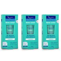 Nupill Gel Facial Secativo P/ Espinhas 22g (Kit C/03) -