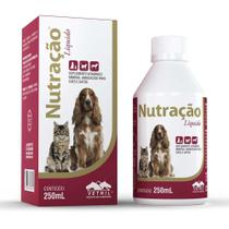 Nutração Líquido Suplemento Nutricional - 250ml - VETNIL