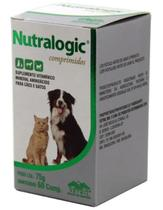 Nutralogic 60 Comprimidos Suplemento Imunidade Vetnil -