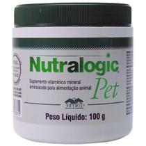 Nutralogic Pó - 100 g - Vetnil