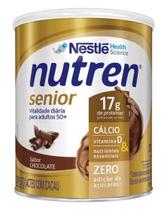 Nutren Senior Pó Sabor Chocolate - 370 g - Nestlé Health Science