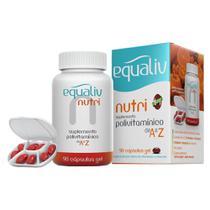 Nutri Equaliv - Suplemento Polivitamínico -