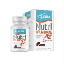 Nutri Imunidade 30 Cápsulas Equaliv -