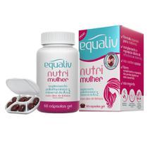 Nutri Mulher Equaliv - Suplemento Polivitamínico -