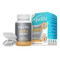 Nutri Silver Equaliv 60 capsulas -