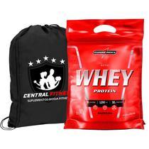 Nutri Whey 907g Baunilha + Bolsa - Integralmedica -