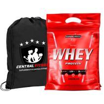 Nutri Whey 907g Chocolate + Bolsa - Integralmedica -