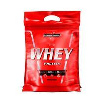 NUTRI WHEY INTEGRALMEDICA 1.8kg REFIL - MORANGO -