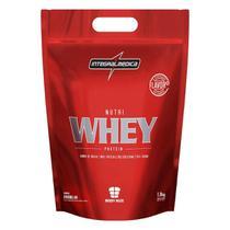 Nutri Whey Protein 1.8 kg Body Size Refil - IntegralMédica -