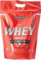 Nutri Whey Protein 907Kg Chocolate Refil - Integralmedica -