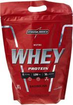 Nutri Whey Protein Baunilha 907g Integralmédica - Integralmedica