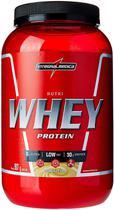 Nutri Whey Protein Baunilha, IntegralMedica, 907g -