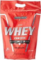Nutri Whey Protein Chocolate 907g Integralmédica - Integralmedica