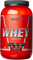 Nutri Whey Protein, IntegralMédica, Chocolate, 907g - Integralmedica