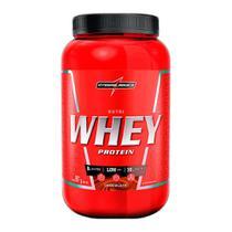 Nutri Whey Protein Integralmédica Sabor Chocolate 907g - Integralmedica