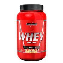 Nutri Whey Protein Pote (907g) - Baunilha - Integralmédica -