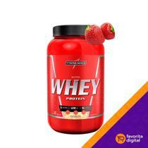 Nutri Whey Protein Pote 907g Integral Medica- Massa Magra - Integralmedica