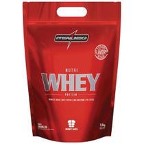 Nutri Whey Protein Refil 1800g - Integralmédica -