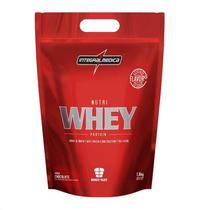 Nutri whey (refil-1800kg) integralmedica -