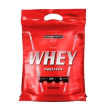 Nutri Whey Saco 907g - IntegralMedica - Chocolate